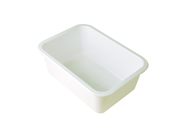 Large White Drip Tray